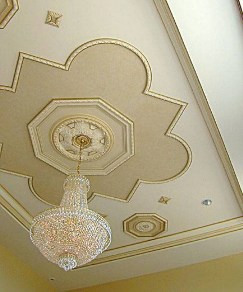 dining-room-ceiling-designs-with-chandelier